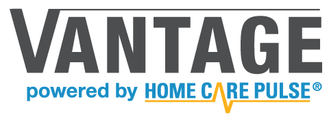 Home Care Pulse VANTAGE Logo