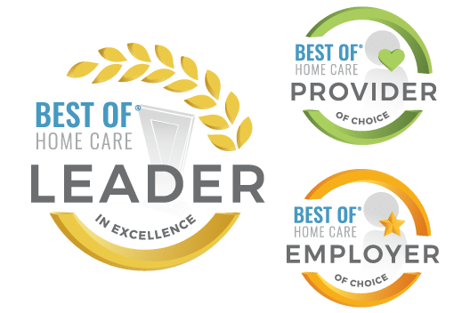 All Best of Home Care Awards