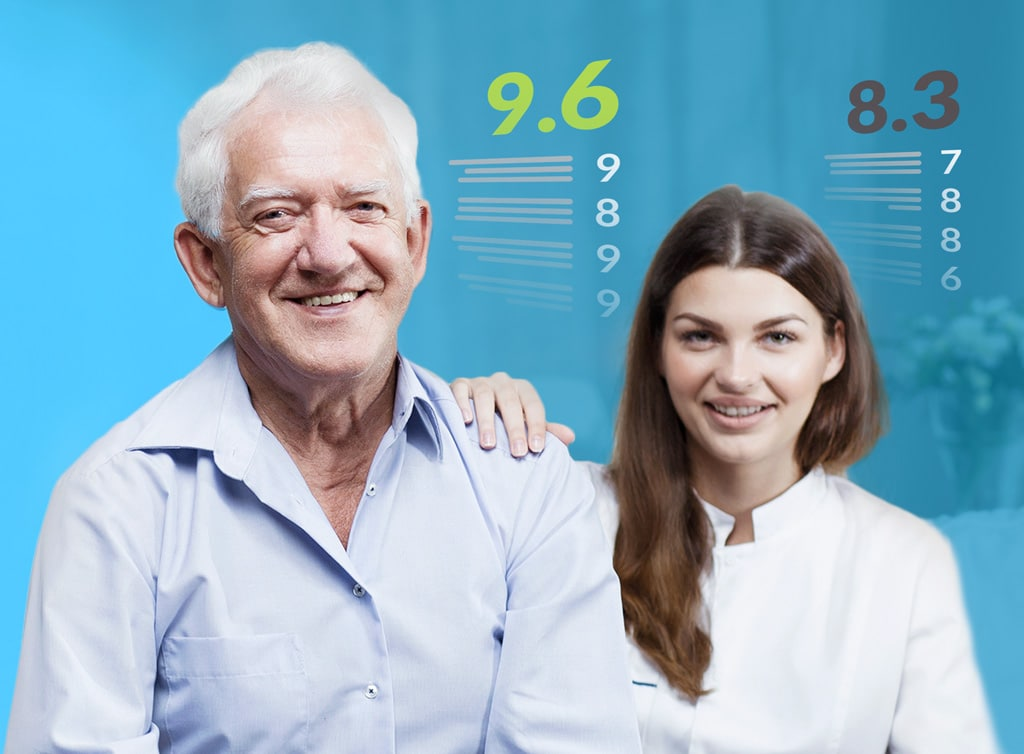 Client and Caregiver Satisfaction Feedback