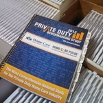 2013 Private Duty Benchmarking Study Ready to Ship