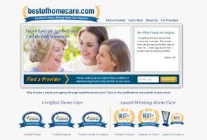 bestofhomecare.com Screenshot