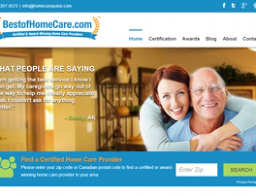 Home Care Pulse Announces New Website Design and Updated Features to Bestofhomecare.com