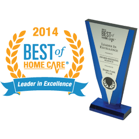 Leader in Excellence Award