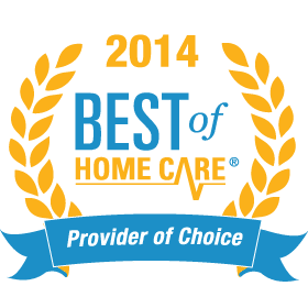 Best-of-Home Care Provider of Choice