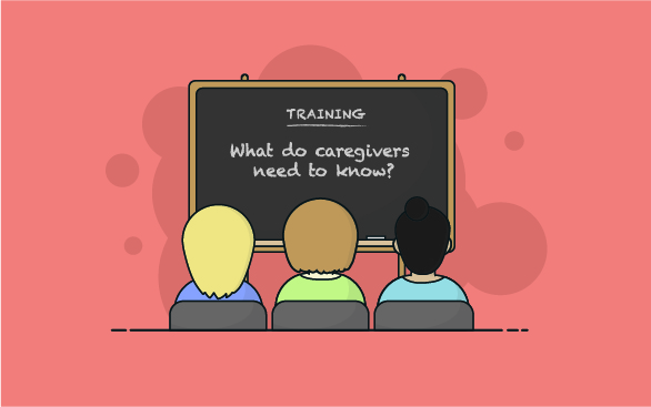 caregiver training ideas