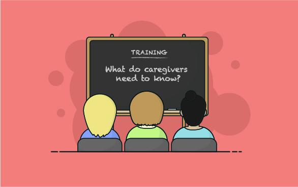 caregiver training ideas
