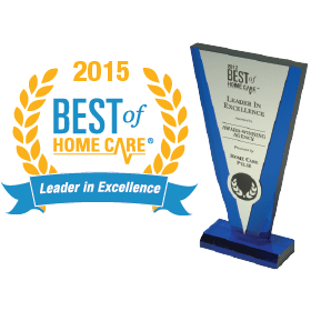 2015 Leader in Excellence Award