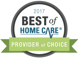 2017 Best of Home Care - Provider of Choice