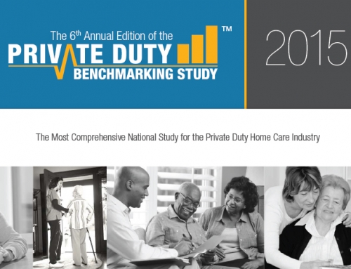 The 2015 Private Duty Benchmarking Study