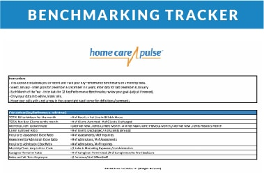 Key Performance Benchmarking Tracker Feature Image