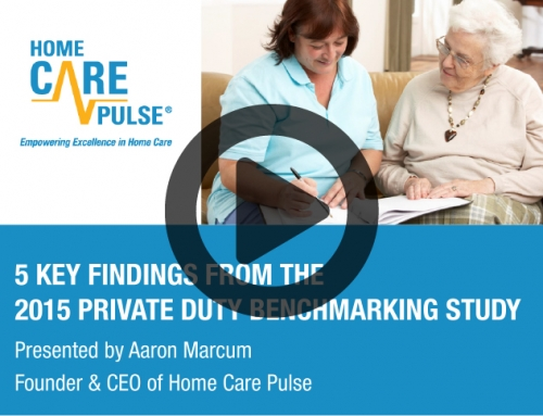5 Key Findings from the 2015 Private Duty Benchmarking Study