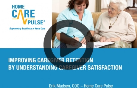 Improving Caregiver Retention By Understanding Caregiver Satisfaction