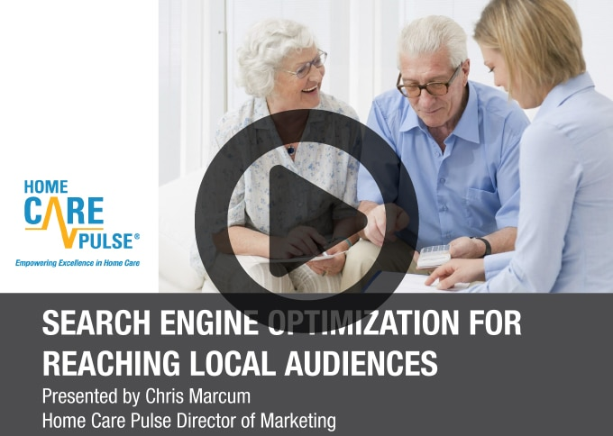 Search Engine Optimization For Reaching Local Audiences