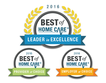 2016 Best of Home Care Awards