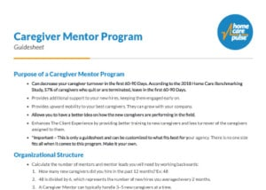Caregiver-Mentor-Program-Guidesheet