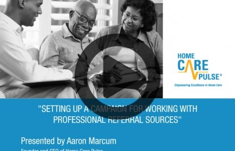 Setting-up-a-Campaign-for-Working-with-Professional-Referral-Sources