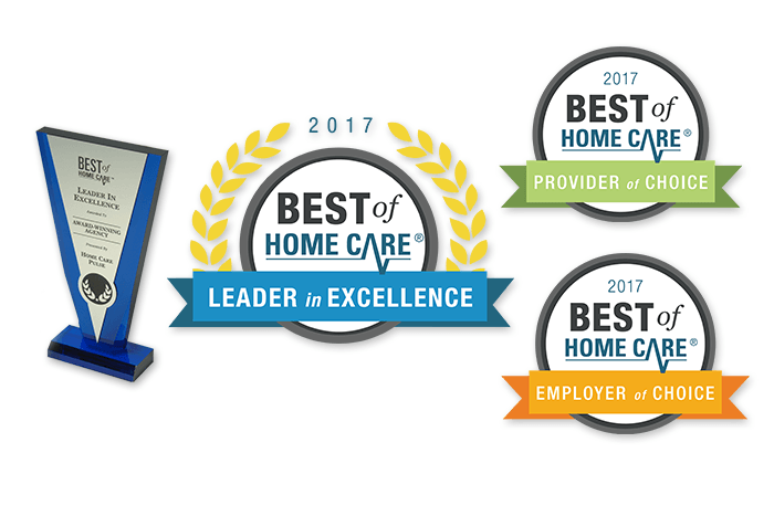 2017 Best of Home Care Award Winners | Home Care Pulse