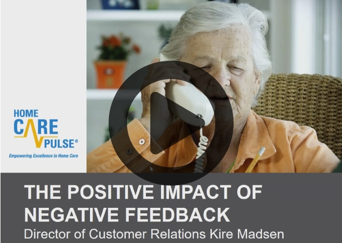 The Positive Impact Of Negative Feedback