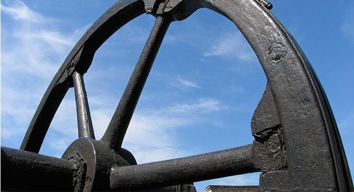Giant-Flywheel