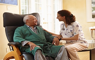 Train and Retain Caregivers with a Caregiver Mentor Program
