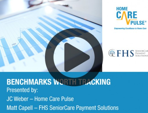 Benchmarks Every Home Care Provider Should Be Tracking
