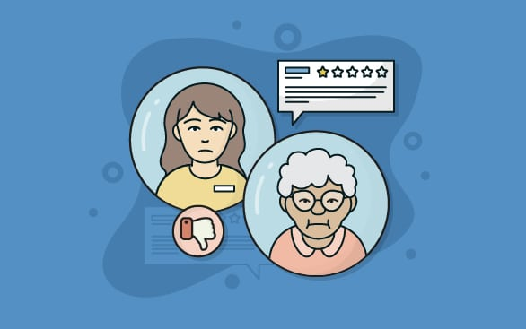 5 Tips to Overcome Negative Client and Caregiver Reviews