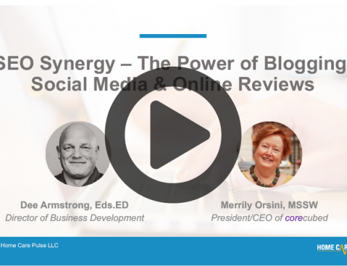 SEO Synergy – The Power of Blogging, Social Media & Online Reviews