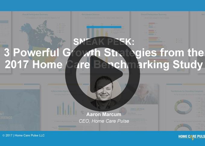 3 Home Care Business Growth Strategies Webinar