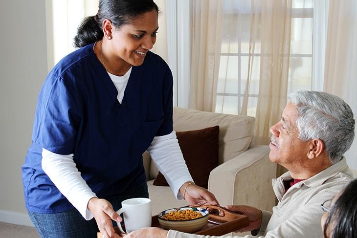 how to caregiver training