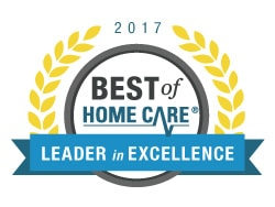 2017 Leader In Excellence Award
