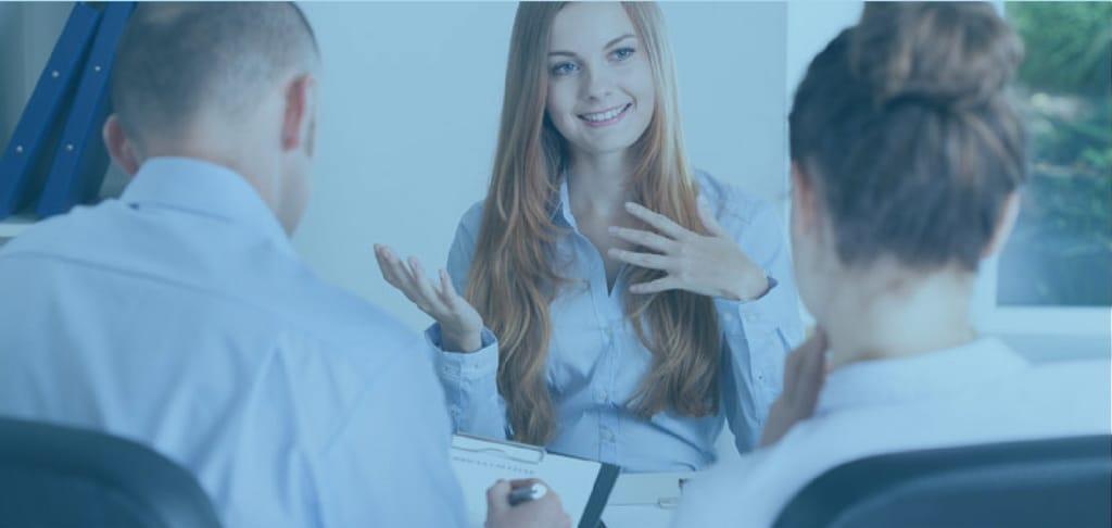 sales rep interview