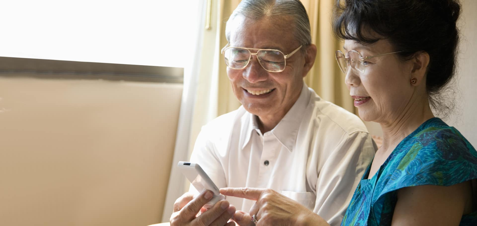 tech savvy seniors home care marketing