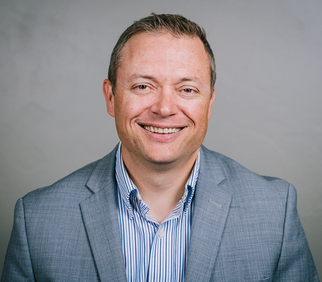 Aaron Marcum, CEO