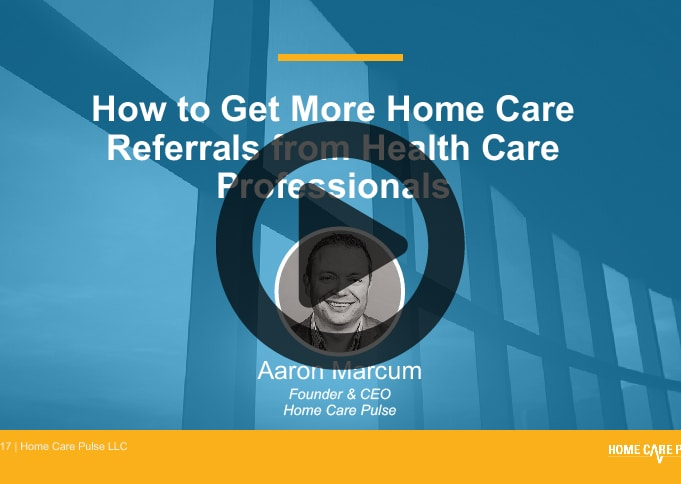 How to Get more Referrals Webinar