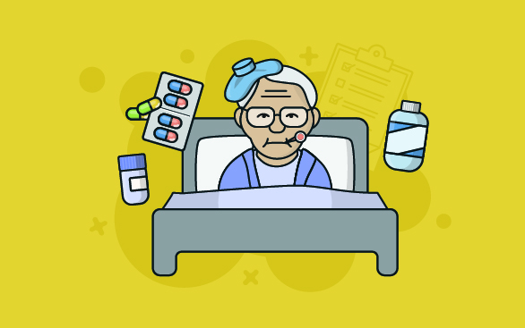 Senior Cold Care Tips