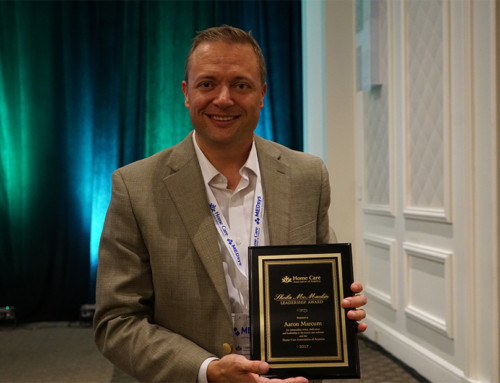 CEO of Home Care Pulse Receives Recognition at HCAOA Conference