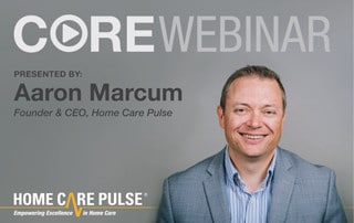 Aaron Marcum Webinar Presenter