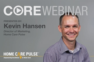 Kevin Hansen Webinar Presenter
