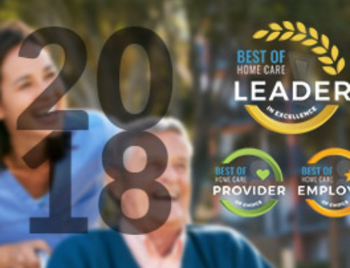 2018 Best of Home Care® Award Winners Announcement