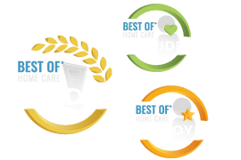 2018 Best of Home Care Award Winners