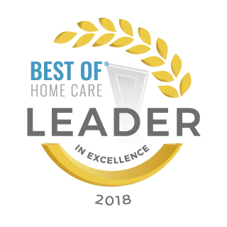 2018 Leader in Excellence Award