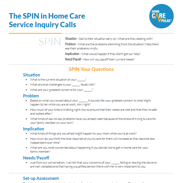 Home Care Staffing Strategy