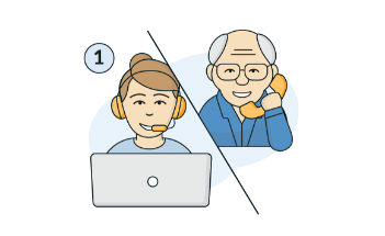 Capture Client and Caregiver Feedback