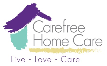 Carefree Home Care Logo