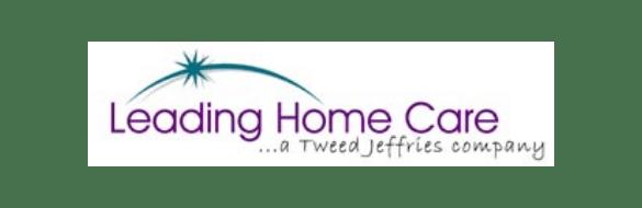 Leading Home Care logo