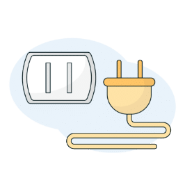 Plug and Socket_Illustration