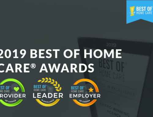 2019 Best of Home Care Awards