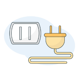 Integrations Plug Icon