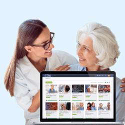 Home care client referral program letter sample