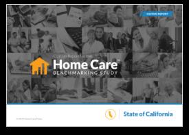 2019 California State Report